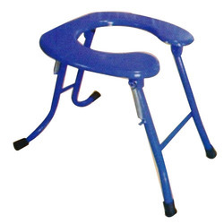Commode Stool MS Top Round