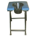 Commode Stool PVC Blow Molded Sheet