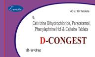 D-Congest Anticold Tablet