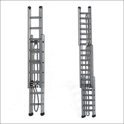 Aluminium Tower Extension Ladder