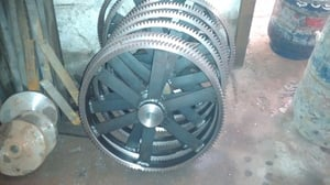 """Helical Gears (3/4/5/6/8 DP Dia-9"""" to 30"""")"""
