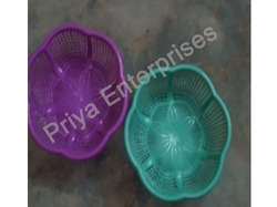 Plastic Fruit Baskets