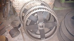 """Spur Gear (9"""" to 28"""")"""