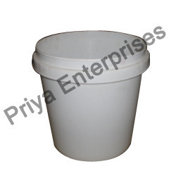 White Paint Pails (Bucket)