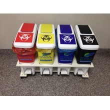 Medical Waste Container 21l