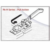 Pull Action Clamp (PA-H Series)