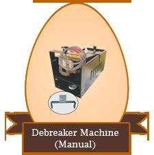 Debreaker Machine in  New Area