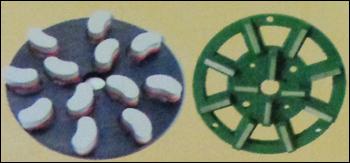 Resin And Metal Bond Segments