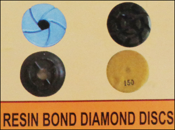 Resin Bond Diamond Discs