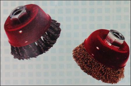 Cup Wheel Brush