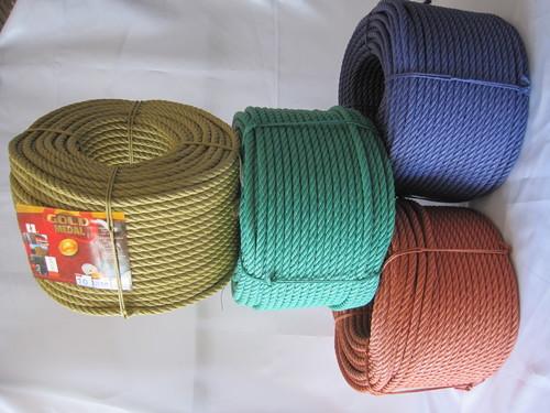 Goldmadal Rope