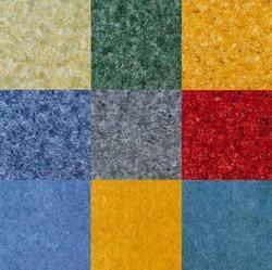 PVC Flooring (Carpet Color) in  Loha Mandi