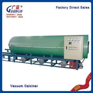 Automatic Vacuum Cleaning Furnace Cleaning Spinneret