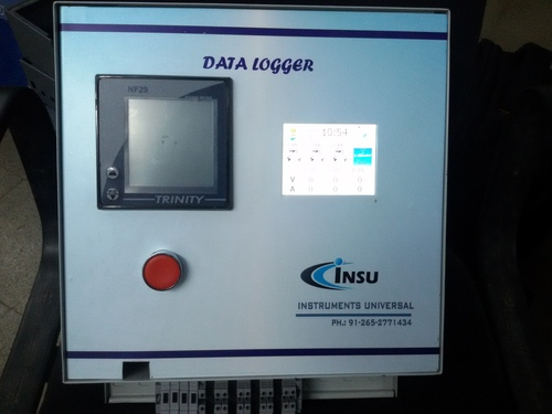 Online Pump Data Logger