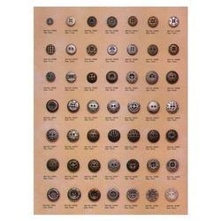 Traditional Design Metal Buttons