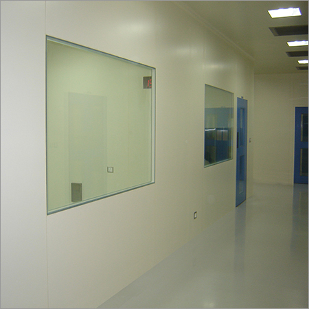 Clean Room Door Panels