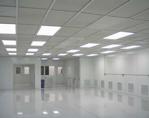 Modular Hardwall And Softwall Clean Rooms