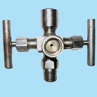 3 Way Needle Valve