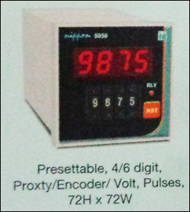 Digital Presettable Counter (5050)