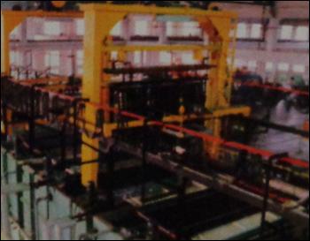 Automatic Pre Treatment Plant