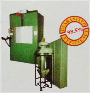 Powder Recovery Booth