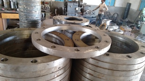 Table-H 12 Inch MS Flange