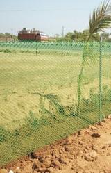 Plastic Gardening Fence