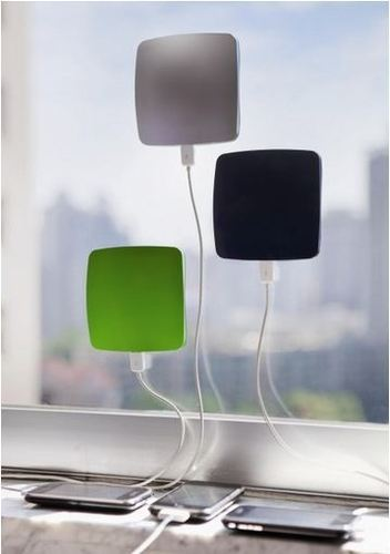 Window Mobile Solar Charger