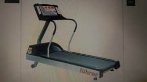 Commercial Treadmills (With 3hp AC Motor)
