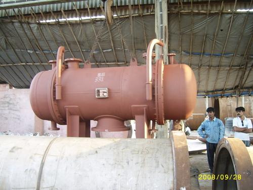 Hot Air Oil Gas Generator