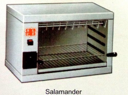 Kitchen Salamander