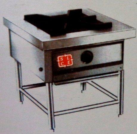 Kitchen Single Burner Gas Range