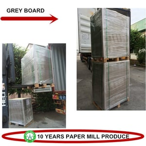 Recycle Wood Pulp Paper Board