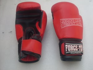 Boxing Gloves (Leather)