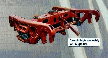 Cosnub Bogie Assembly for Freight Car