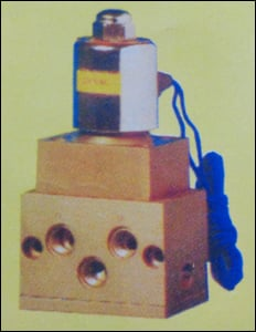 Fast Response Type 3 and 4 Way Solenoid Valves