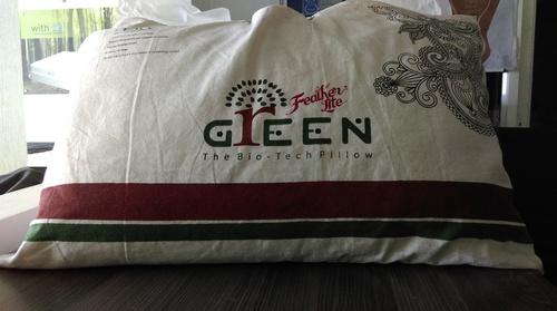 Natural Wood Fibre Pillows in  Gota