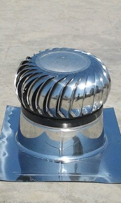 Turbo Wind Ventilator
