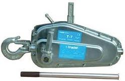 Pulling And Lifting Machine (Manual Hoists)