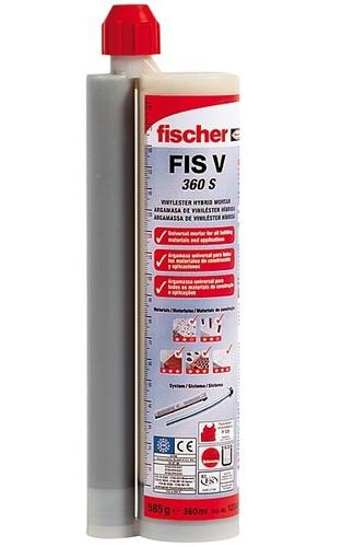 Fischer FISV 360 Chemical Mortar for Anchor Bolt Fixing