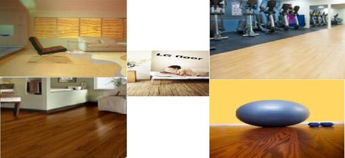 Alter Safety Wooden Flooring