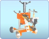 Manually Operated Portable Pipe Cutting Machines