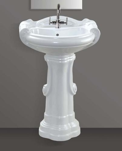 Designer Pedestal Basins