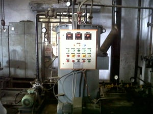Electrical Thermal Fluid Heater