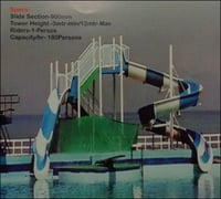 Body Slide-Water Slide
