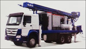 DTH Cum Rotary Drilling Rig (Max Drill)