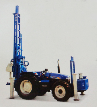 Heavy Duty Tractor Mounted Drill Rig