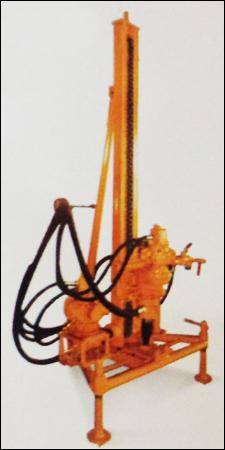 Hydraulic Portable Drilling Rig
