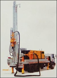 Truck Mounted RC Drilling Rig