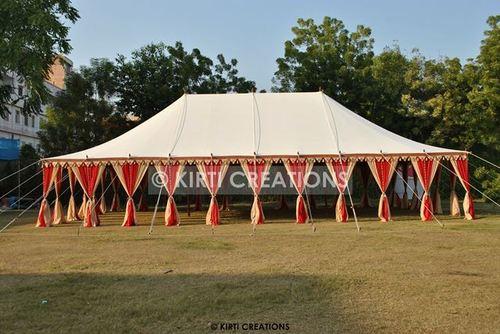 Wedding Party Maharaja Tent